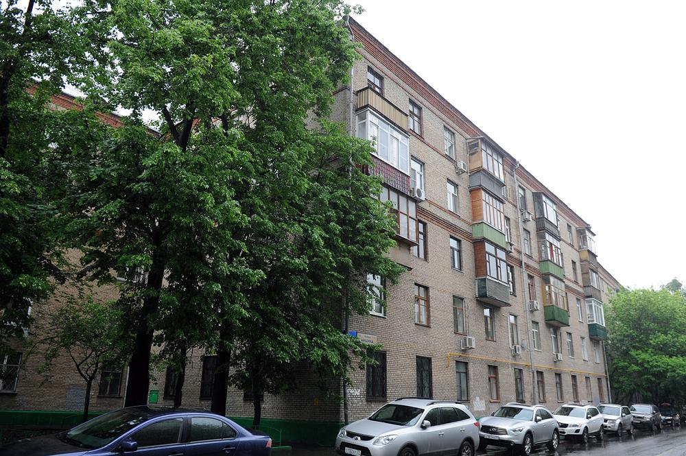 Подлежит ли сносу дом по адресу: ул. Новохорошевский проезд, д.14?