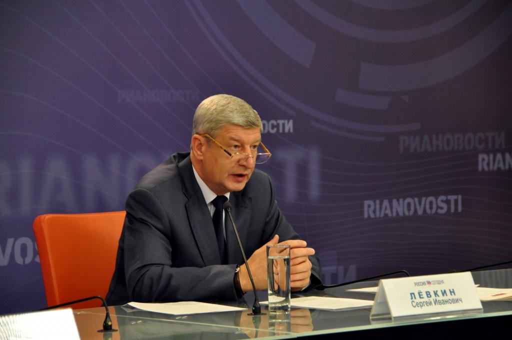 С 10 до 5 рабочих дней сокращен срок выдачи заключения о соответствии – Сергей Лёвкин