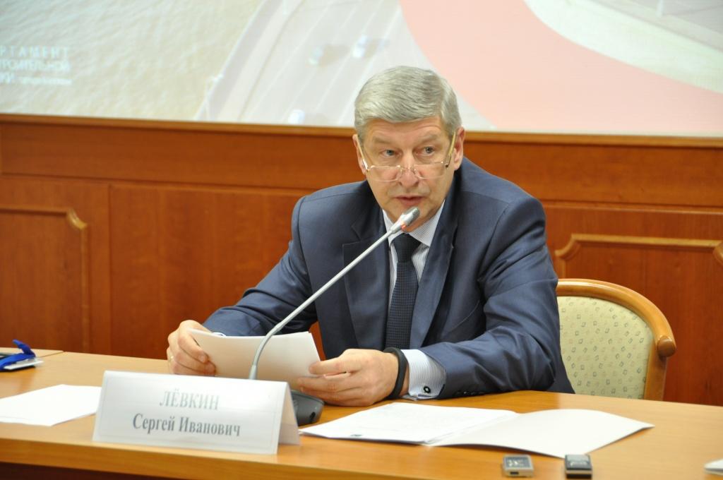Сергей Лёвкин: Модернизация строительной отрасли – залог нового уровня комфорта жилья и городской среды