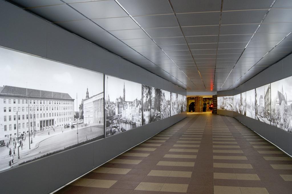 Планируется ли строительство подземного пешеходного перехода в районе пересечения дублера Ярославского шоссе и улицы Федоскинская?
