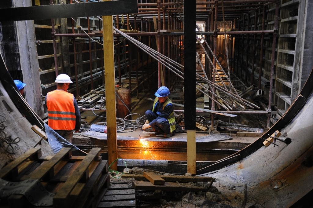 ВЦИОМ: Москвичи положительно оценивают динамику развития метро