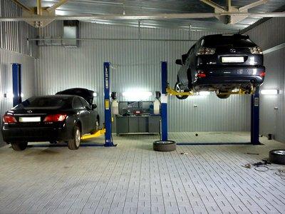 Презентация объектов гаражного назначения под автобизнес