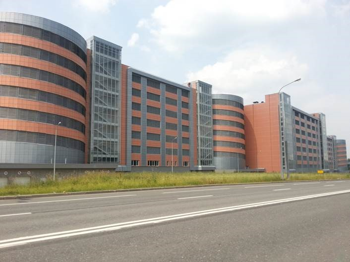 Крупнейший в Европе гаражный комплекс выставлен на торги!