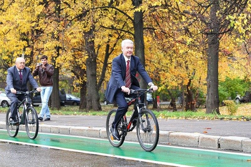 «На работу на велосипеде»
