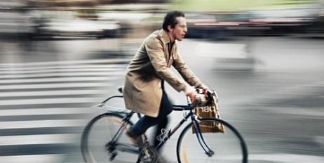 «На работу на велосипеде